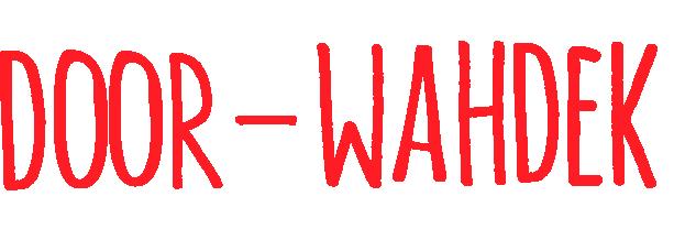 DOOR-WAHDEK